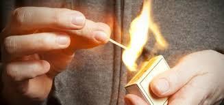 incendiários